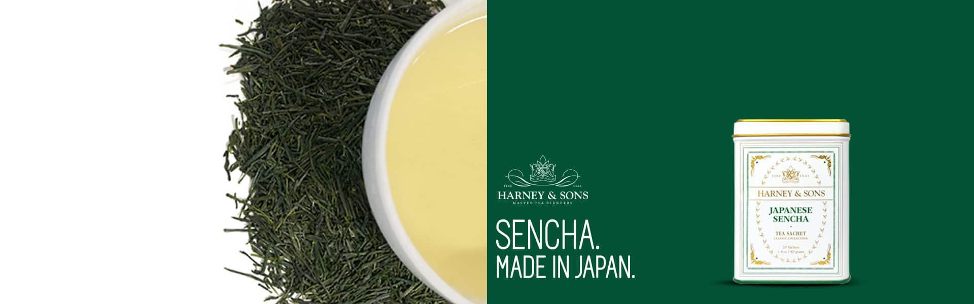 Harney Classic Sencha