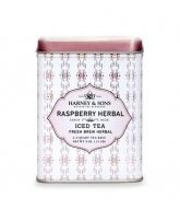 Raspberry Herbal - Harney and Sons - Iced Tea