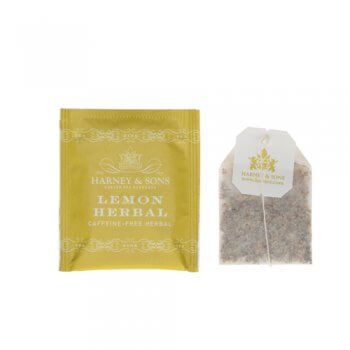 Lemon Herbal - 50 sachets papier