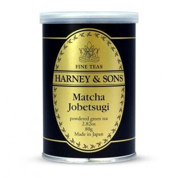Matcha Jobetsugi (thé fin) - boite métal. 80g
