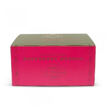 Raspberry Herbal - Sachet papier emballé individuellement x 50