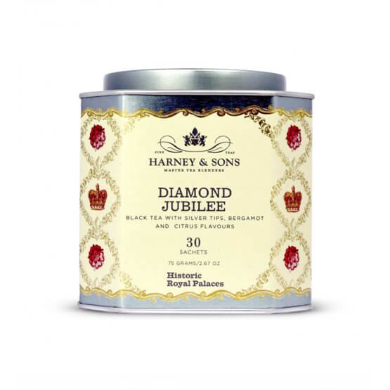 Diamond Jubilee HRP Tin