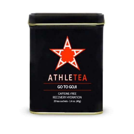 Athletea - Go To Goji - Tin of 20 sachets