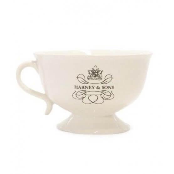 Tasse à thé 'Forlife' avec logo Harney and Sons
