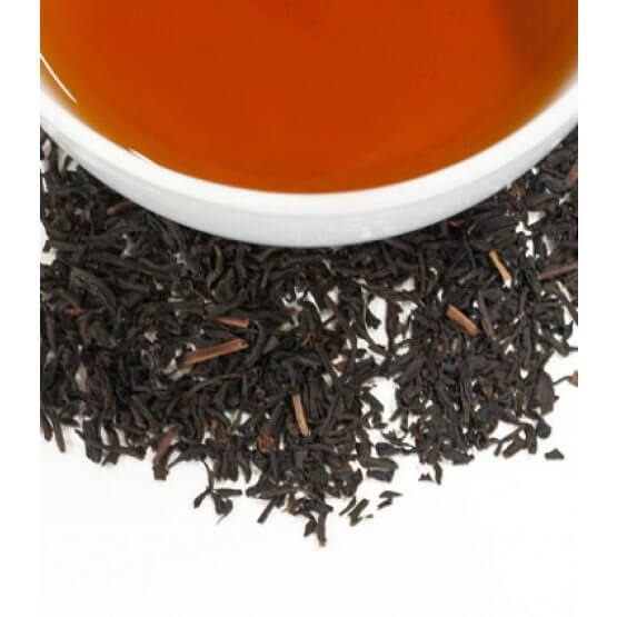 Peaches and Ginger - loose tea - 112 g