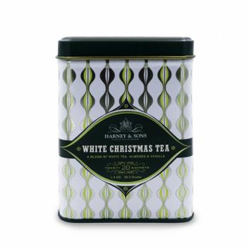 White Christmas Tea - 20 zijden piramides