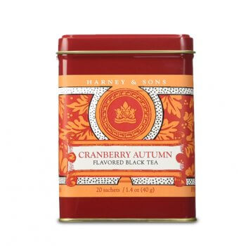 Cranberry Autumn - Tin 20 sachets