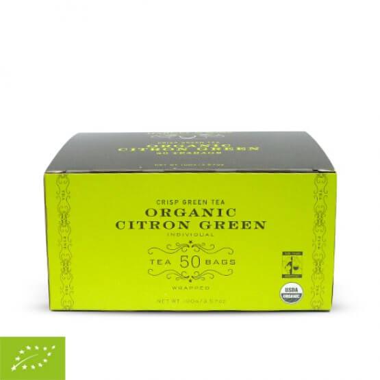 Citron Green BIO - 50 sachets papier