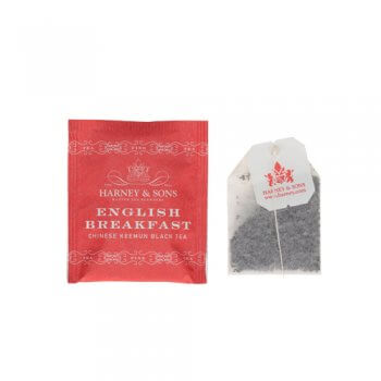 English Breakfast - 50 sachets papier