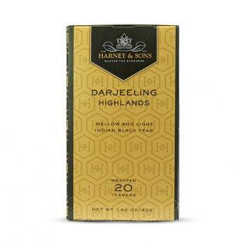 Darjeeling Highlands - 20 doses traditionnelles suremballées