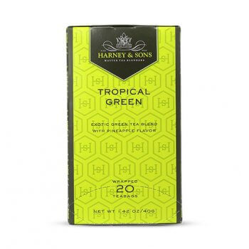 Tropical Green - 20 doses traditionnelles suremballées