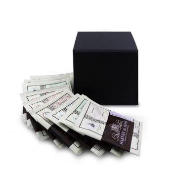 Sélection de 15 Thés Harney and Sons - Gift box noire