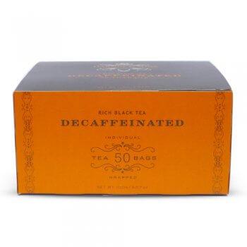 Decaffeinated Ceylon - Sachet papier emballé individuellement x 50