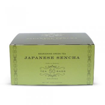 Japanese Sencha - Sachet papier emballé individuellement x 50