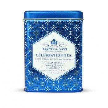 Celebration Tea - 20 zijden piramides