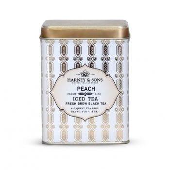 Peach - Iced Tea - 6 pochons