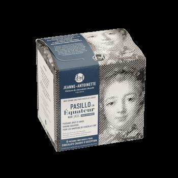 Jeanne-Antoinette - Pasillo en Equateur - Boite de 6 pochons