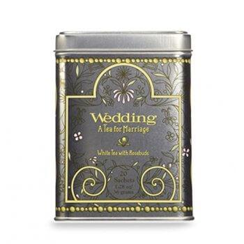 Wedding Tea - Boite métal. 20 sachets