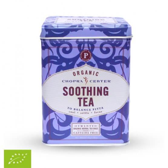 Soothing Tea - Boite métal. 20 sachets