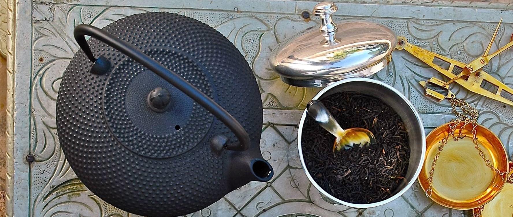 Thé en vrac ou thé en sachet, à vous de choisir